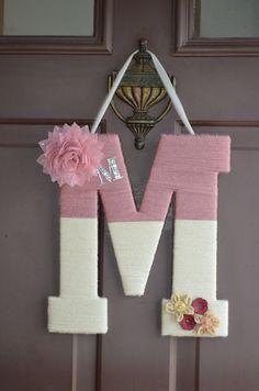yarn letter