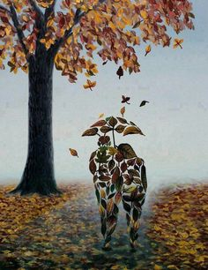 Samen het herfstweer trotseren