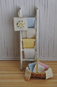 Its the Little Things: I'm Loving The Shabby Chic Look...