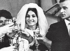 Малоизвестные свадебные фото советских знаменитостей