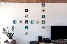Coat rack for a cubicle wall cubicle walls cubicle and - Scrabble wanddeko ...