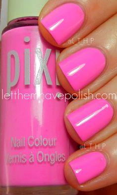 Let them have Polish!: Summer Pixi Polishes!