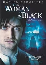 The Woman In Black Arthur Kipps is a widowed lawyer. He is sent to a remote village where he discovers the vengeful ghost of a scorner woman is terrorizing the locals.