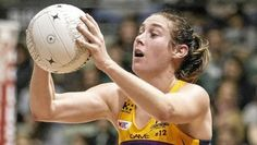 Russell is on the verge of claiming her second premiership medal when the Sunshine Coast take on the West Coast Fever in Sunday's Suncorp Super Netball grand final in Perth. Netball, Sunshine Coast, News Stories, Perth, Sports Women, West Coast, Lightning, Sunday, Female