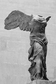 Nike Goddess of Victory tattoo - Google Search