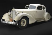 1934 Packard Twelve LeBaron Sport Coupé