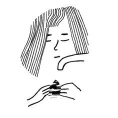 Motion illustration by Kati Rapia, 2014