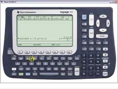 For a lot of geeks, the Texas Instrument Scientific Calculator was their best friend in high school. Thanks to emulation and Linux, it is now possible to use a TI again with nostalgia. Electronics Gadgets, Linux, Calculator, 3 D, Variables, Renta, Nerdy, Tech, Youtube