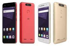 MWC 2017: ZTE presents the Blade V8 Lite and the Blade V8 Mini ZTE took advantage of the MWC 2017 to unveil two new devices: the Blade V8 Lite and the Blade V8 Mini. #MWC 2017 #Mobile #Mobile World Congress #Sony