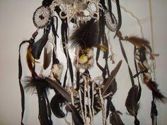Unisieppari / dreamcatcher handmade by meediomirelle