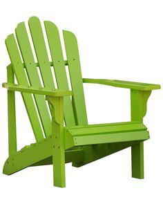 Spotted this Westport Adirondack Chair on Rue La La. Shop (quickly!).