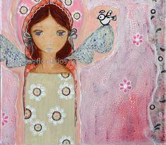 Flor Larios Art: October 2010