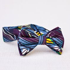 African Bow Tie
