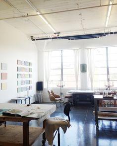 Studio Visit San Francisco, California #studiovisit #interiors | Brian | VSCO Grid