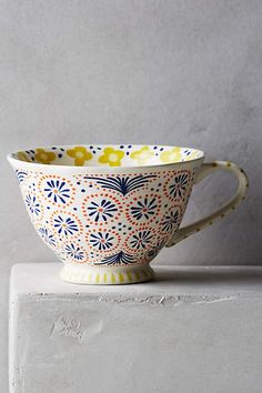 Saga Mug - anthropologie.eu