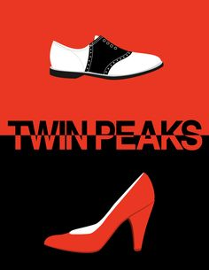 Bailey Steele, Twin Peaks Poster