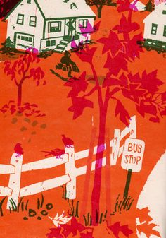 Marjorie Auerbach.  A day of Autumn