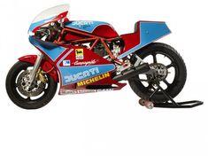 """""""Bonhams"""" Las Vegas – Ducati 900 NCR 1978, Ducati TT1 1984"""