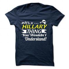HILLARY #sunfrogshirt