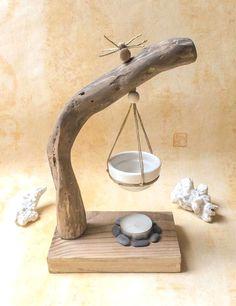 20 besten inspirierenden niedlichen DIY-Design-Ideen - Driftwood Crafts - The Dallas Media Wood Home Decor, Diy Home Decor Projects, Decor Crafts, Home Crafts, Decor Ideas, Diy Crafts, Art Ideas, Diy Furniture Wood, Wall Decor