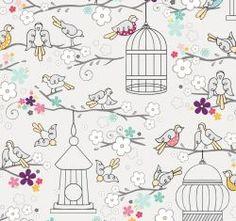 Rhapsody Bop: Perched Birdies