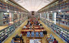 Biblioteca de Castilla-La Mancha. Toledo. España