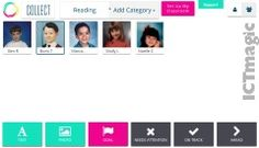 A wonderful site for writing and organising your pupil observations and learning evidence. Build portfolios of each child's learning using text note, photos, videos and more.