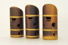 Bamboo ocarina IV // Compact flute // Pocket recorder //