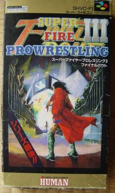Super #Famicom :  Super Fire III Pro Wrestling Final Bout http://www.japanstuff.biz/ CLICK THE FOLLOWING LINK TO BUY IT ( IF STILL AVAILABLE ) http://www.delcampe.net/page/item/id,0371060659,language,E.html