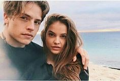 Welcome to RealPalvinBarbara, your source for everything related to Hungarian model Barbara Palvin. Dylan Sprouse, Barbara Palvin, Cute Couples Goals, Couple Goals, Dylan And Cole, Hungarian Girls, Tumblr Boy, Boy And Girl Best Friends, Summer Romance