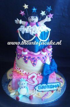 Dora cake - by Emine Pazan