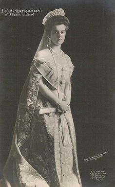 "Grand Duchess Maria Pavlovna Romanova of Russia (the Younger). ""AL"""