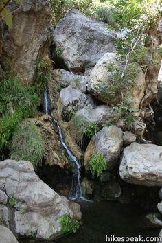 Solstice Canyon Falls