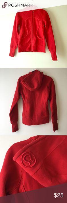 LULULEMON ATHLETICA SPORTS HOODIE LULULEMON ATHLETICA SPORTS HOODIE lululemon athletica Sweaters