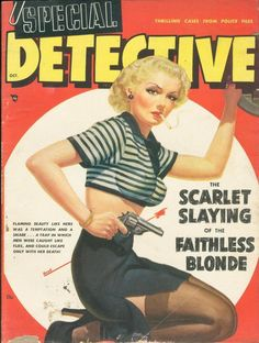 Special Detective Magazine #Pulp