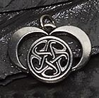 Hécate Goddess Talisman rules over all the phases of a woman's life. Hecate enforces independence from overt masculine influences. She can be intimidating but requires that women be without prejudice toward men. She demands equality on all sides. She can be a powerful Talisman but...she is not to be trifled with.