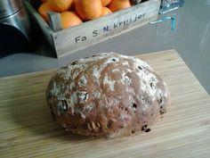 Home made: Noten en zaden brood. www.happytea.nl