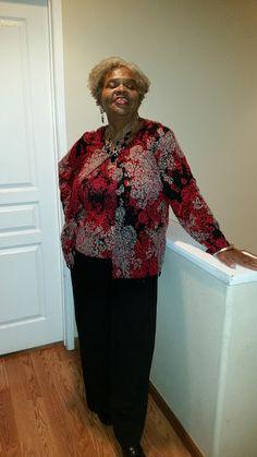 Mature Women Fashions 87
