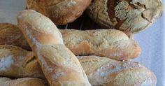 Już ponad dwa lata piekę chleb. Początkowo raz na tydzień, potem dwa razy w tygodniu, teraz co drugi dzień...co drugi dzień pachnie w moj... Bread, Food, Brot, Essen, Baking, Meals, Breads, Buns, Yemek