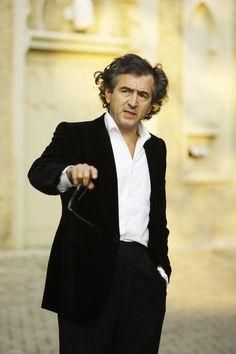 Bernard-Henri Lévy: The sans-tie uniform