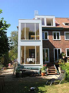 Planungsbüro Holzbau - Anbauten und Wintergärten
