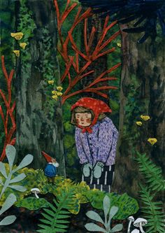 The Encounter, Phoebe Wahl 2013 #phoebewahl