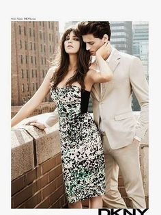 New York Glamour Photo Shoot In DKNY Spring 2012 By Ashley Greene Pictures