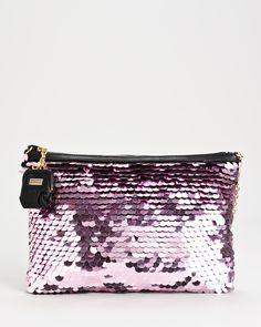 Product Name Dolce & Gabbana LU Sequined Handbag at Modnique.com