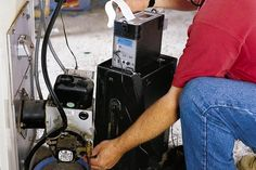 Service your heating system before the cold weather kicks in for good this season.