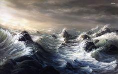 Webb Longman - wallpaper images ocean - 1920x1200 px