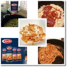 Im+Test:+Pasta+&+Sauce+Sets+von+Barilla+über+kjero.com