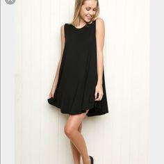 Black Brandy Dress