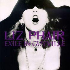 Liz Phair - Exile in Guyville #albumcover #lizphair