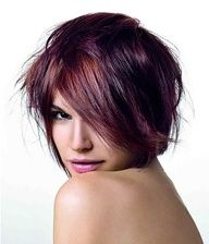 Next hair color maybe?  Very subtle purple
